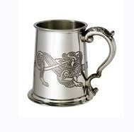 Celtic Lion Tankard