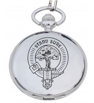 Clan crested Pocket Watch