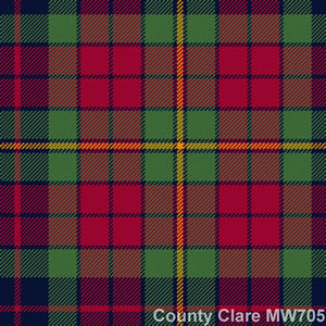 Irish County Tartans -  - 5
