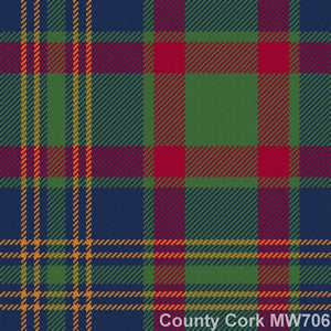 Irish County Tartans -  - 6