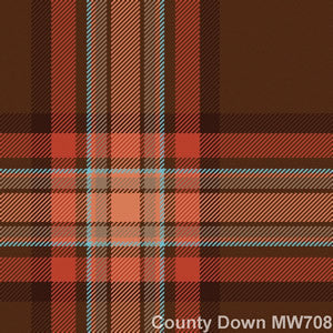 Irish County Tartans -  - 8