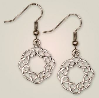Eternal Interlace Earrings (1) -