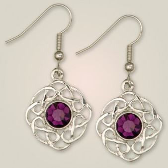 Eternal Interlace Earrings (2) -