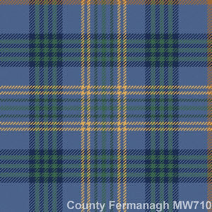 Irish County Tartans -  - 10