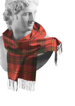 Irish County Lambswool Scarves -  - 12