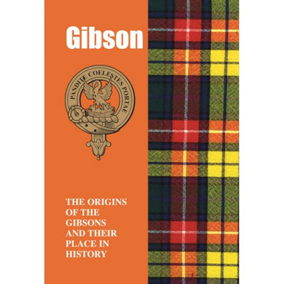 Scottish Clan Books (A - L)