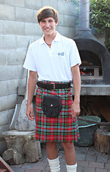 Casual Kilt Outfit -  - 1