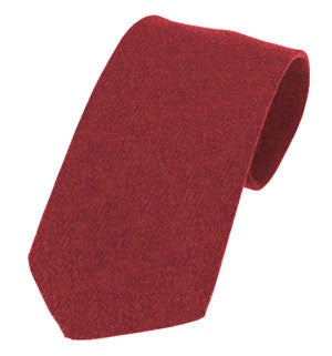 Islay Pure Wool Tie -  - 5
