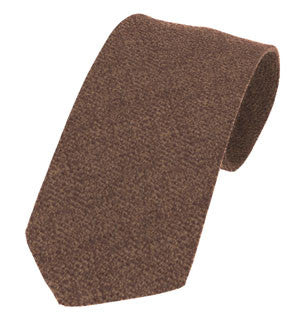 Islay Pure Wool Tie -  - 10