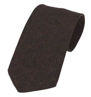 Islay Pure Wool Tie -  - 11