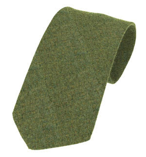 Islay Pure Wool Tie -  - 12