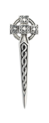 Kilt Pin Celtic Cross -