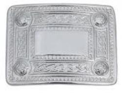 Traditional Celtic Buckle