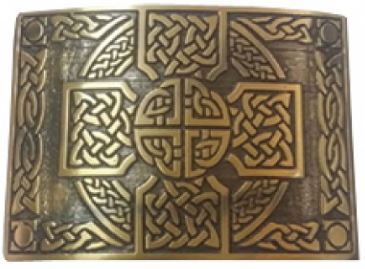 Iona Cross Buckle