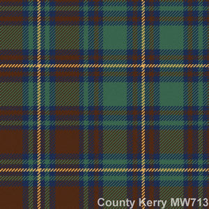 Irish County Tartans -  - 13