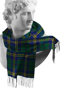 Irish County Lambswool Scarves -  - 16