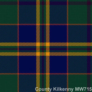 Irish County Tartans -  - 15