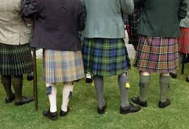 Traditional Wool Kilts