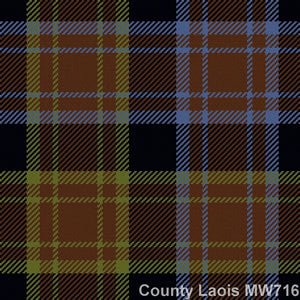 Irish County Tartans -  - 16