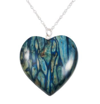 Large Heart Pendant -