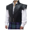 Leather Swordsman Vest -