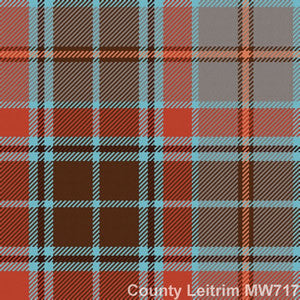 Irish County Tartans -  - 17