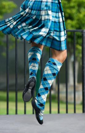 Dalgliesh Highland Dance Kilt -