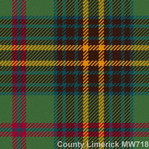 Irish County Tartans -  - 18