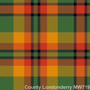 Irish County Tartans -  - 19