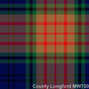 Irish County Tartans -  - 20