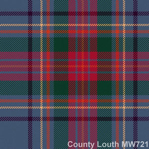 Irish County Tartans -  - 21