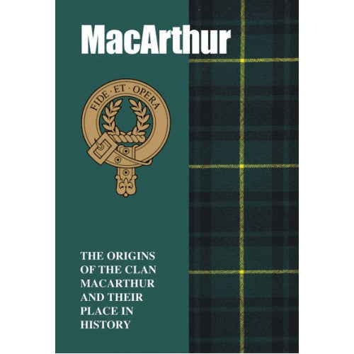 Scottish Clan Books (M - Y)