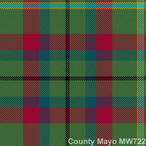 Irish County Tartans -  - 22
