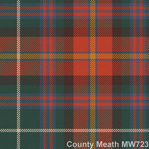 Irish County Tartans -  - 23