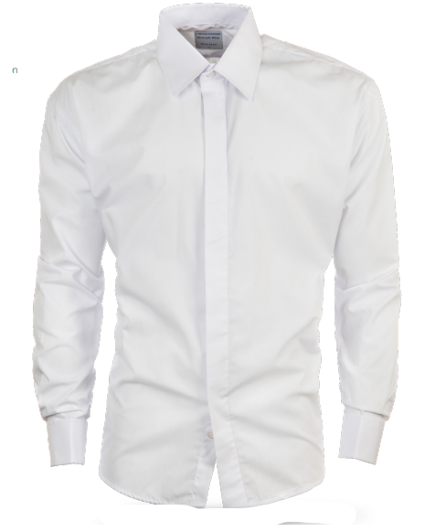 Kids' Highland Dress Shirt Standard Collar