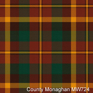 Irish County Tartans -  - 24