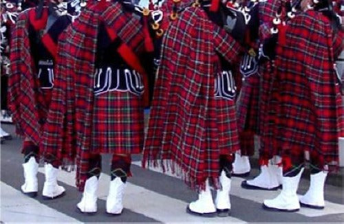 Pipers Plaid -