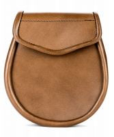 Plain Leather Sporran