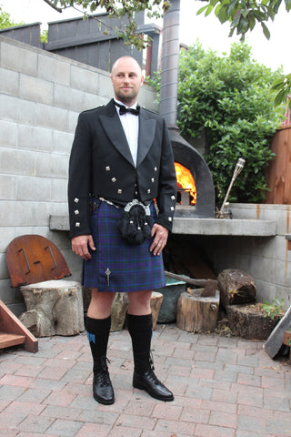 Formal Dress -The Prince Charlie -