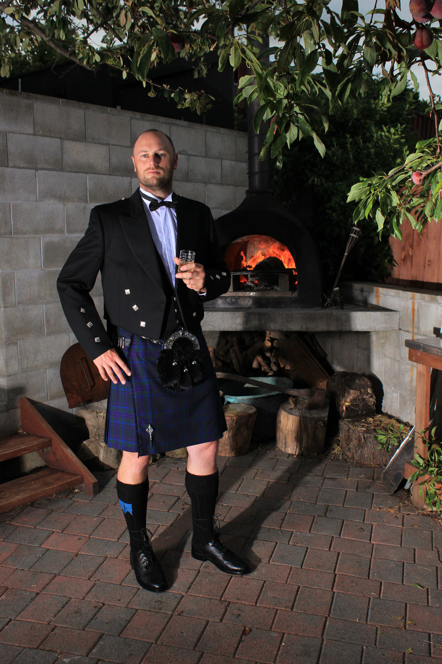 Traditional Wool Kilt (5 yard)