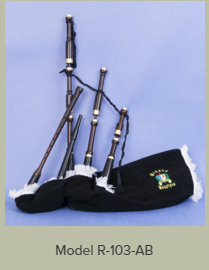 Gibson Fireside Bagpipes -  - 1