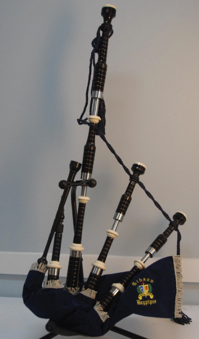 Gibson  R-110 Series Bagpipes -  - 5
