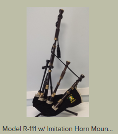 Gibson Antique Bagpipes -  - 2
