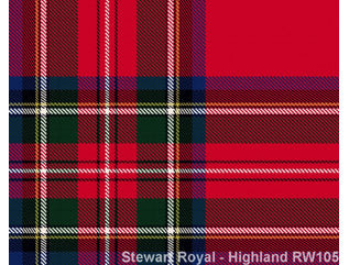 Regimental Tartans