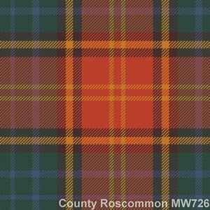 Irish County Tartans -  - 26