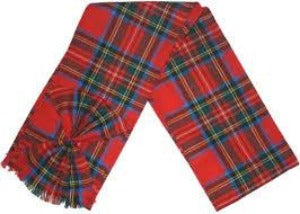 Mini Rosette Tartan Plaid (Dancers Plaids) -