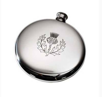 Thistle Sporran Flask