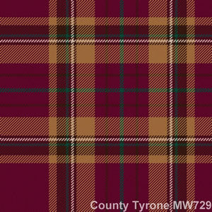 Irish County Tartans -  - 29