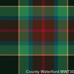 Irish County Tartans -  - 30