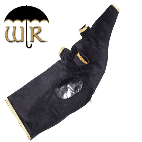Weather Resistant Black Pipe Bag Cover (Cord) -